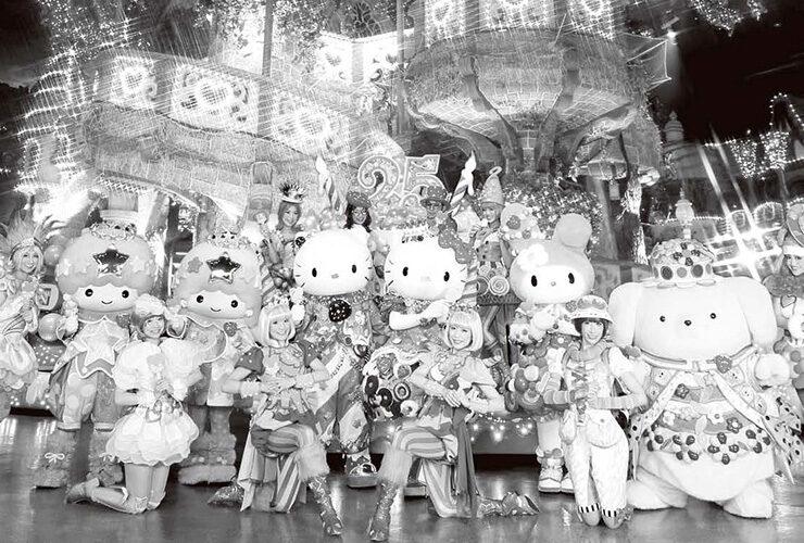 大人も楽しめるテーマパークとしてサンリオ ピューロランドの人気が再燃。業績もV字回復して話題に。